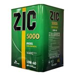 ZIC 5000 10W-40 6л