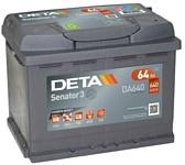 Deta Senator 3 DA640 R (64Ah)