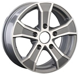 NZ Wheels SH594 6.5x15/5x139.7 D98.6 ET40 BKF
