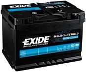 Exide Micro-Hybrid AGM EK900 (90Ah)