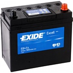 Exide Excell 45 R (45Ah) EB456