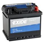Exide Classic 41 R (41Ah) EC412