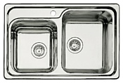 Blanco Classic 8-IF нержавеющая сталь