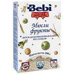 Bebi Premium Мюсли фрукты, 200 г