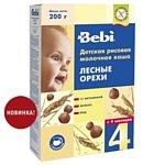 Bebi Рис молочная с лесными орехами, 250 г