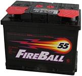 Fire Ball 6СТ-55 АЗ L (55Ah)