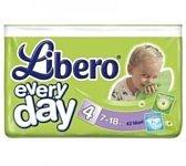 Libero Everyday 4 Maxi 7-18 кг 42 шт
