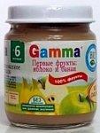 Gamma Яблоко и банан, 100 г