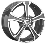 NZ Wheels SH602 6.5x16/5x114.3 D73.1 ET50 MBF