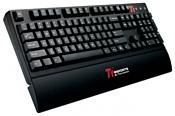 Tt eSPORTS by Thermaltake Gaming keyboard MEKA G1 Black USB