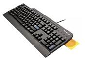 Lenovo Smartcard Keyboard 51J0184 Black USB