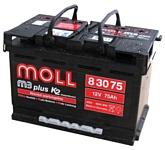 Moll M3 plus R+ (75Ah)