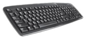 Hardity KB-320 keyboard Black USB