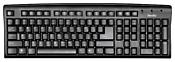 Hardity KB-310 Black USB