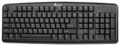 SmartTrack 307 keyboard Black PS/2