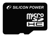 Silicon Power microSDHC 32GB Class 10