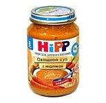 HiPP Овощной суп с индейкой, 190 г