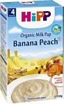 HiPP Банан-Персик, 250 г