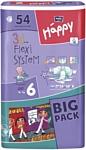BELLA baby Happy 6 JUNIOR Extra (16+ кг) Big Pack 54 шт