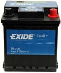 Exide Excell EB440 R+ (44Ah)