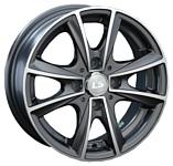 LS Wheels LS231 6.5x15/4x98 D58.6 ET32 MBF