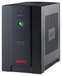 APC Back-UPS 1100VA with AVR, Schuko Outlets for Russia, 230V (BX1100CI-RS)