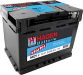 Hagen Starter 56219 (62Ah)