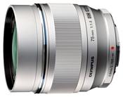 Olympus ED 75mm f/1.8