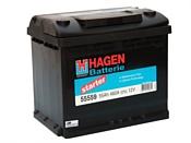 Hagen R+ (55Ah) 55559