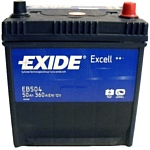 Exide Excell EB505 L+ (50Ah)