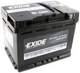 Exide Micro-Hybrid ECM EL600 (60Ah)