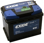 Exide Excell EB620 R+ (62Ah)