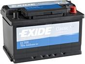 Exide Classic EC700 R+ (70Ah)