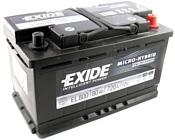 Exide Micro-Hybrid ECM EL800 (80Ah)