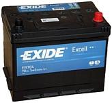 Exide Excell EB704 R+ (70Ah)