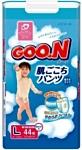 GOON PREMIUM L boy (9-14 кг) Mega Pack 44 шт