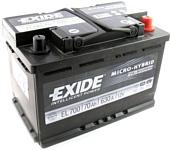 Exide Micro-Hybrid ECM EL700 (70Ah)