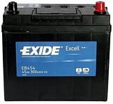 Exide Excell EB454 R+ (45Ah)