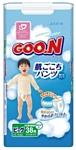GOON PREMIUM XL boy (12-20 кг) Mega Pack 38 шт