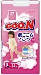 GOON PREMIUM L girl (9-14 кг) Mega Pack 44 шт