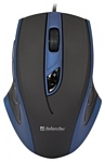 Defender Warhead GMX-1800 Black-Blue USB