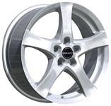 Borbet F 6.5x16/5x115 D70.3 ET38 Silver