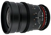 Samyang 35mm T1.5 ED AS UMC VDSLR Nikon F