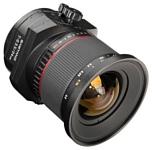 Samyang 24mm f/3.5 ED AS UMC T-S Nikon F