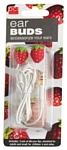 DCI (Decor Craft Inc.) Strawberry earbuds