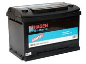 Hagen R+ (65Ah) 56530