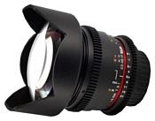 Samyang 14mm T3.1 ED AS IF UMC VDSLR Nikon F
