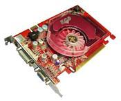 ECS GeForce 7600 GT 560Mhz PCI-E 256Mb 1400Mhz 128 bit DVI TV