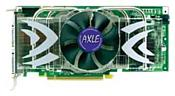Axle GeForce 7900 GTX 650Mhz PCI-E 512Mb 1600Mhz 256 bit 2xDVI TV
