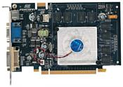 Foxconn GeForce 7300 GT 350Mhz PCI-E 256Mb 667Mhz 128 bit DVI TV